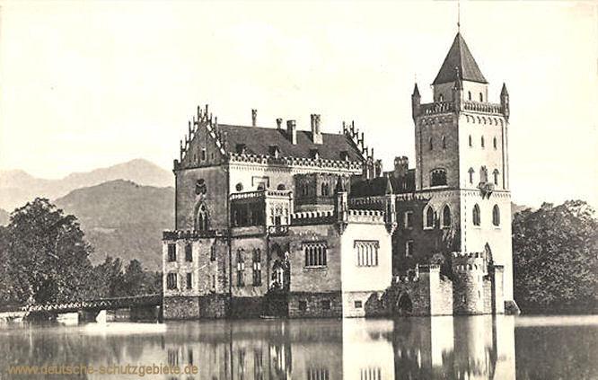 Salzburg, Schloss Anif