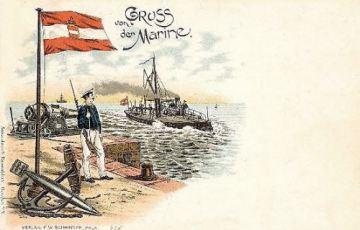 Gruss von der Marine