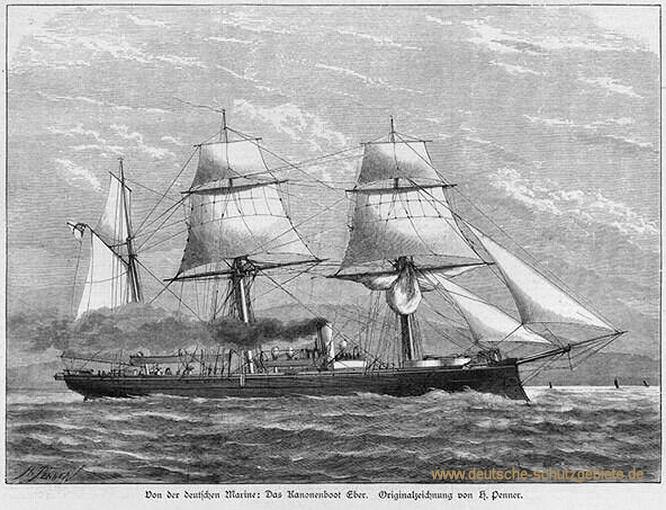 Kanonenboot Eber