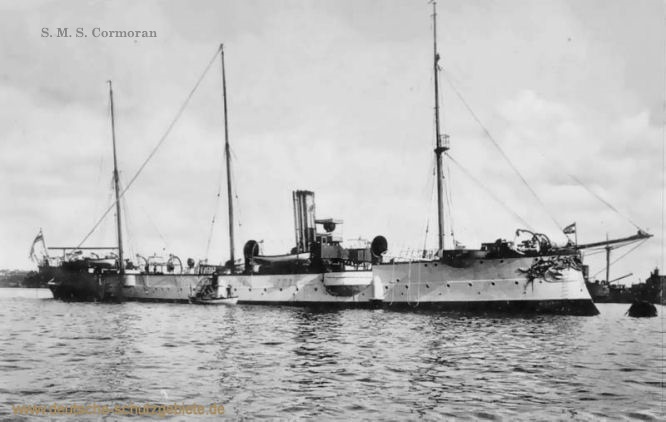 S.M.S. Cormoran