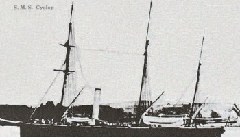 S.M.S. Cyclop, 1875