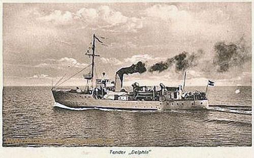 S.M.S. Delphin