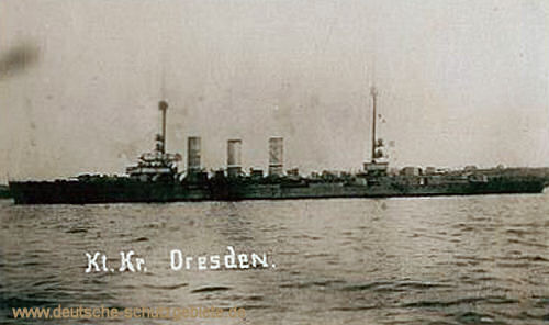 S.M.S. Dresden (1917)