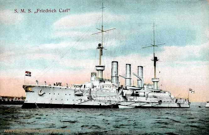 S.M.S. Friedrich Carl