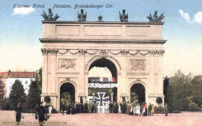 Potsdam, Brandenburger Tor