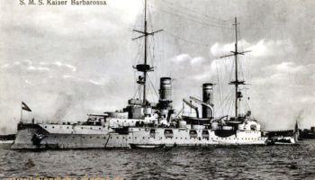 S.M.S. Kaiser Barbarossa