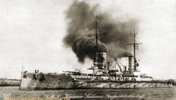S.M.S. Kaiserin, Turbinen Großschlachtschiff