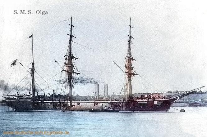 S.M.S. Olga