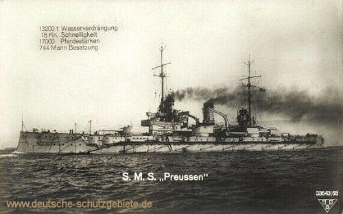 S.M.S. Preussen