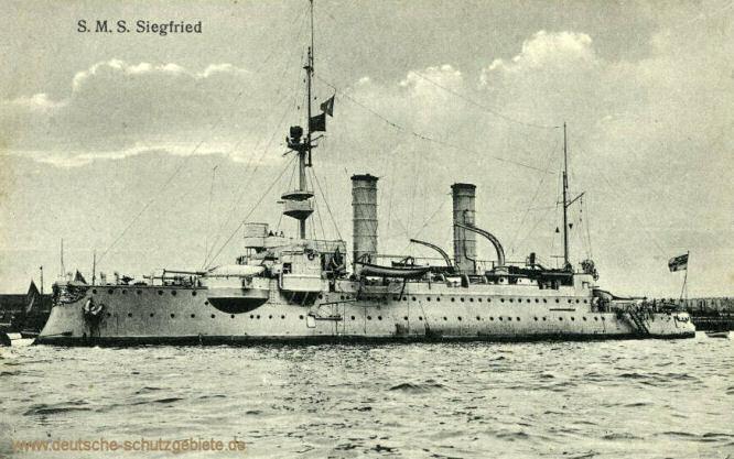 S.M.S. Siegfried