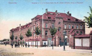 Chemnitz, Kaserne