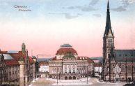 Chemnitz, Königsplatz