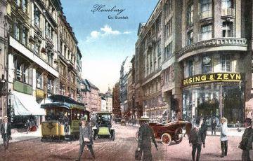 Hamburg, Großer Burstah
