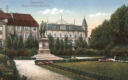 Osnabrück, Kaiser-Wilhelm-Denkmal