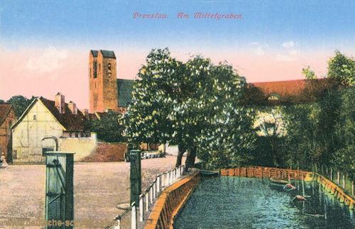 Prenzlau, Am Mittelgraben