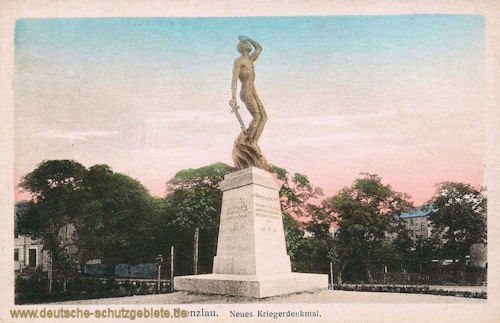 Prenzlau, Neues Kriegerdenkmal
