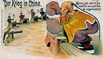 Boxeraufstand, Der Krieg in China