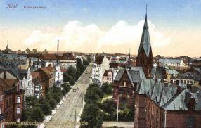 Kiel, Knooperweg