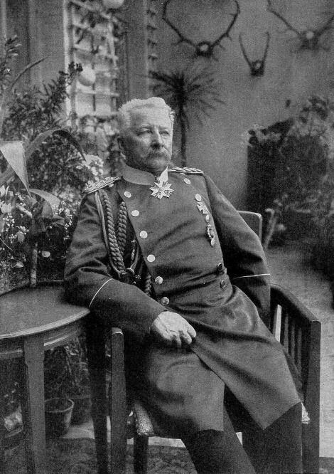 Generalfeldmarschall Graf Waldersee