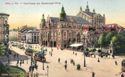 Köln, Opernhaus am Habsburger-Ring