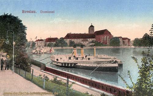 Breslau, Dominsel