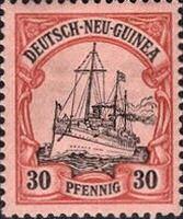 Deutsch-Neu-Guinea Nr. 12, 30 Pfennig