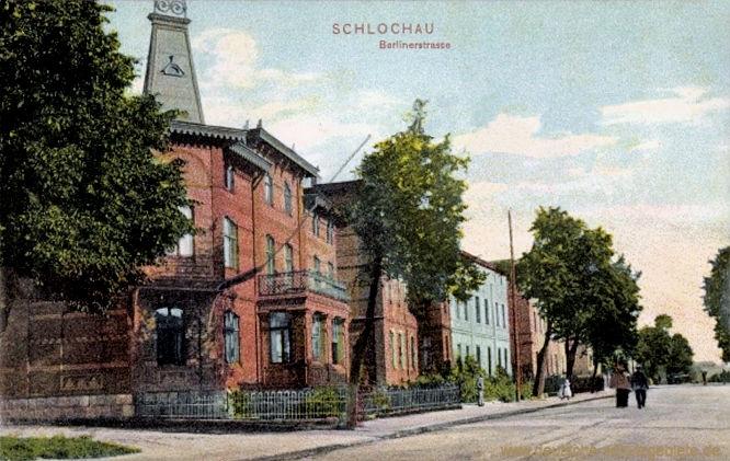 Schlochau, Berlinerstrasse