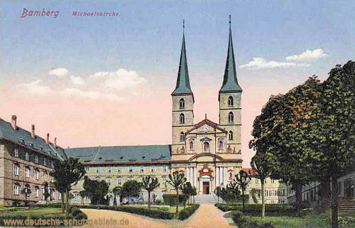 Bamberg, Michaelskirche