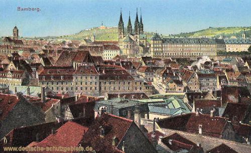 Bamberg, Panorama