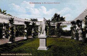 Brandenburg a.H., Ganymed-Denkmal