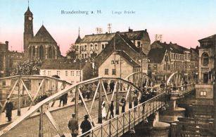 Brandenburg a. H., Lange Brücke