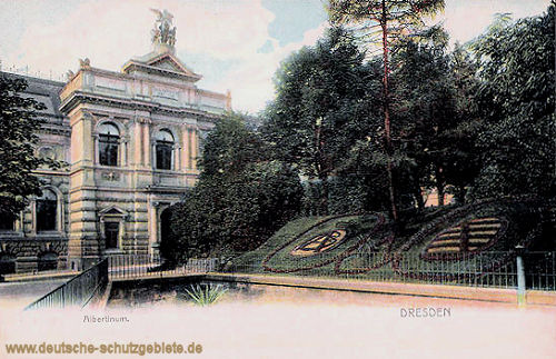Dresden, Albertinum