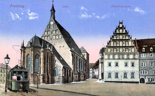 Freiberg i. Sa., Dom, Albertmuseum