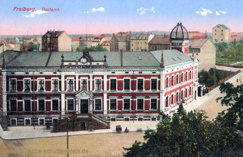 Freiberg i. Sa., Postamt