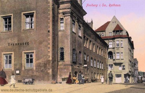 Freiberg i. Sa., Rathaus