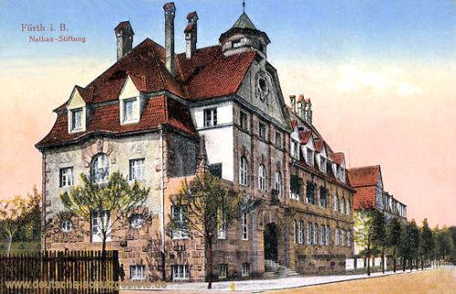 Fürth, Nathan-Stiftung