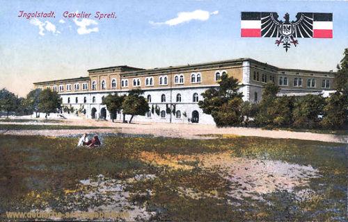 Ingolstadt, Cavalier Spreti