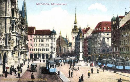 München, Marienplatz