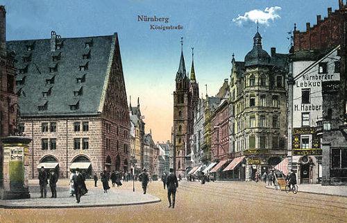 Nürnberg, Königsstraße