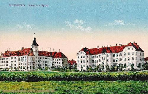 Nürnberg, Sebastian-Spital