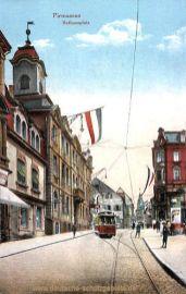 Pirmasens, Rathausplatz