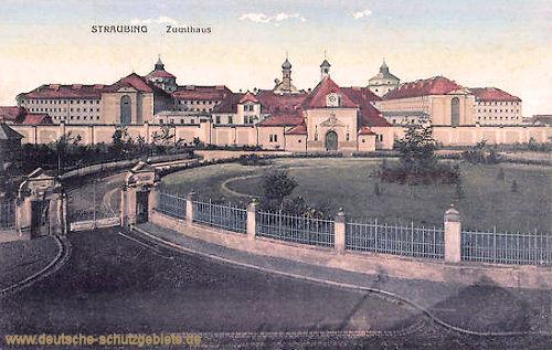 Straubing, Zuchthaus