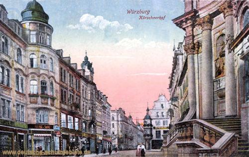 Würzburg, Kürschnerhof
