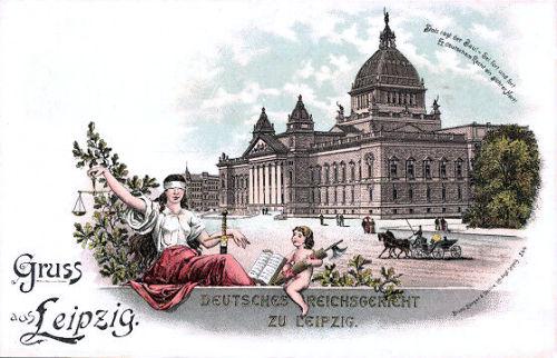 Deutsches Reichsgericht zu Leipzig