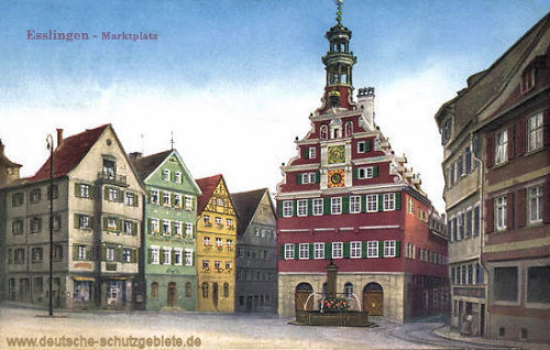 Esslingen, Marktplatz
