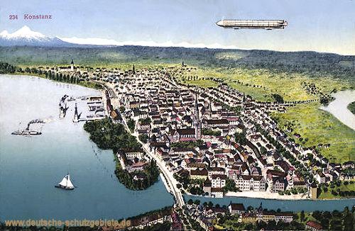 Konstanz, Panorama
