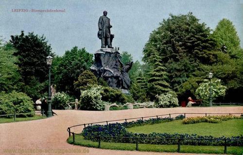 Leipzig, Bismarckdenkmal