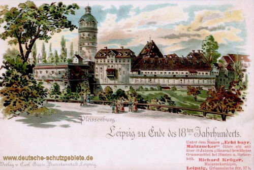 Leipzig, Pleißenburg