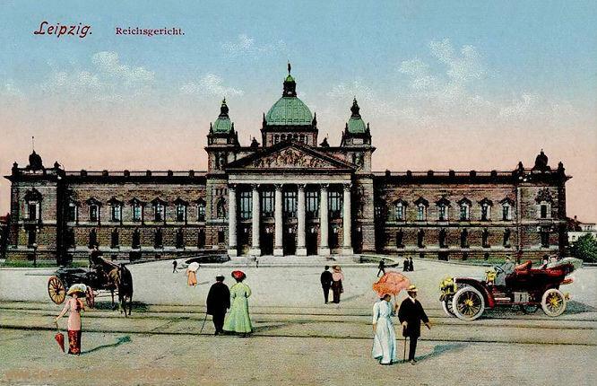 Leipzig, Reichsgericht