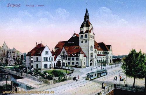 Leipzig, Zoologischer Garten